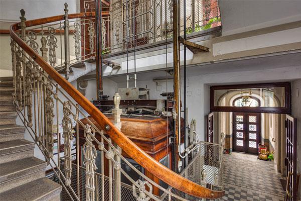 Das Treppenhaus ist die Visitenkarte Ihrer Immobilie