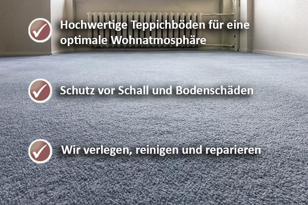 Teppichboden Hilden