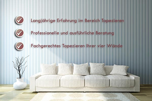 Tapezieren in Mülheim/Ruhr