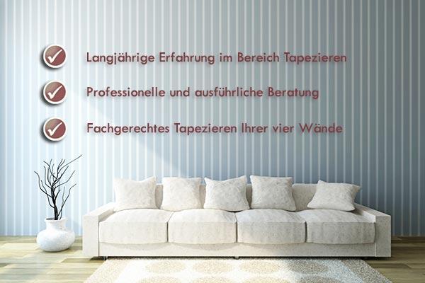 Tapezieren in Solingen