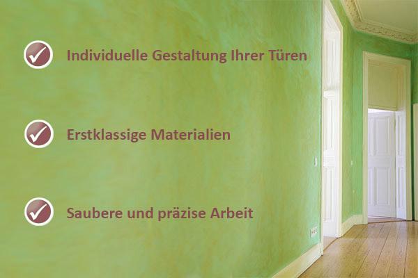 Türen lackieren Mülheim/Ruhr