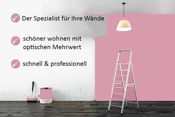 Wände streichen Wuppertal