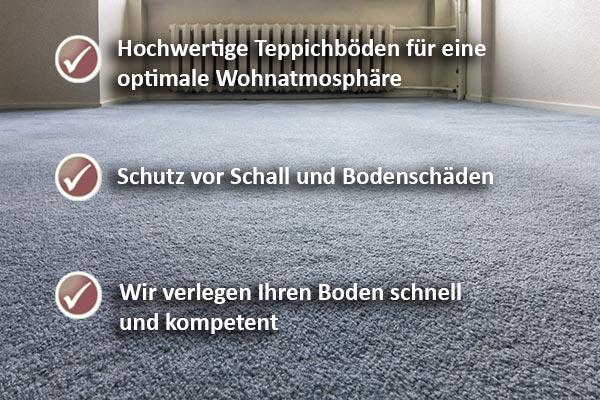 Teppichboden Ratingen
